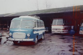 Unsere Busse 1974