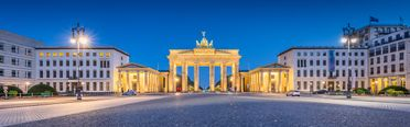 Berlin Brandenburger Tor mit Stielow Tours